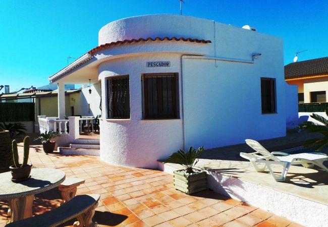 Casa en Riumar - Pescador (6 pers)